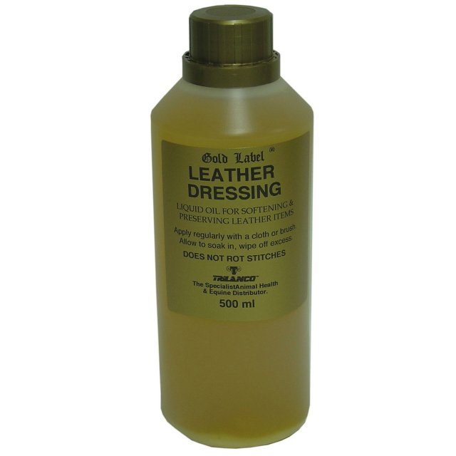 Gold Label Gold Label Leather Dressing 500ML