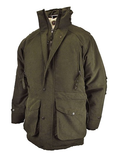Hunter Outdoor Hunter Outdoor Men's Gamekeeper Jacket Olive