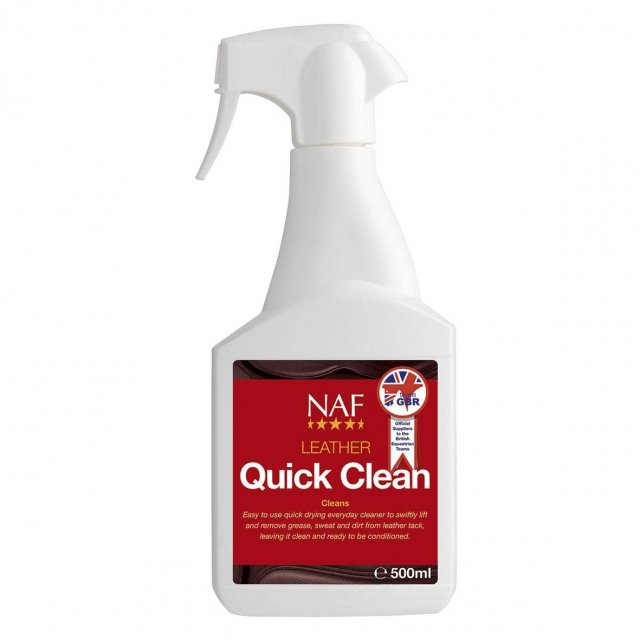 NAF Naf Quick Leather Clean 500ML